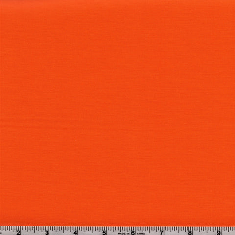 Moda Bella Solids 9900 80 Orange By The Yard
