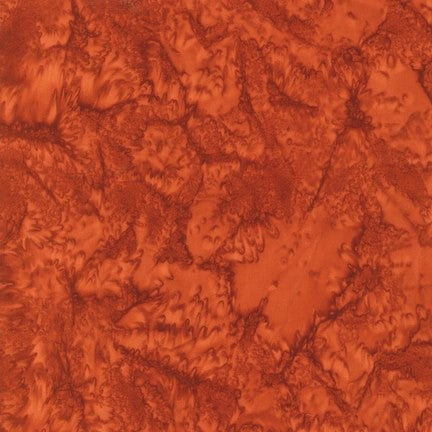 Kaufman Batik Prisma Dyes 7000 163 Spice By The Yard