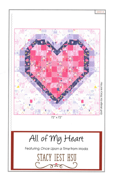 ALL OF MY HEART - Stacy Iest Hsu Pattern