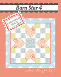 BARN STAR 4 - Coriander Quilts Pattern