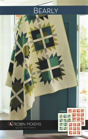 BEARLY - Robin Pickens Quilt Pattern