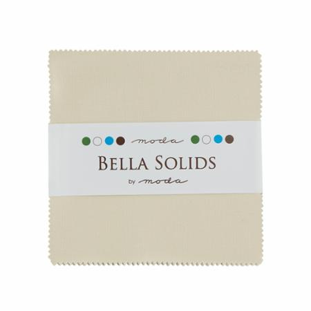 "Moda Pre-Cuts Charm Squares 42 - 5"" Squares 9900 12 - Natural"