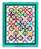 Bellagio BUNDLE Quilt Kit - Includes Kaufman Pre-cut Jelly Roll