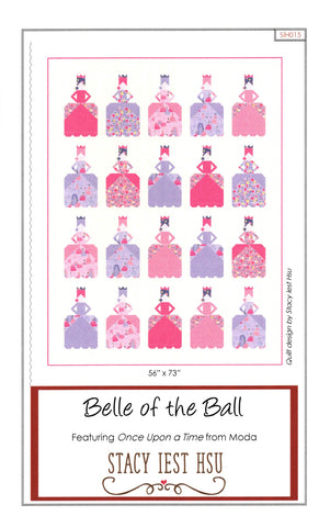 BELLE OF THE BALL - Stacy Iest Hsu Pattern