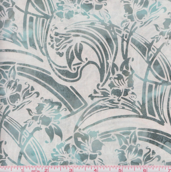 Hoffman Bali Batiks Cou 2008 Hawaiian Swirl by the yard
