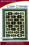 Cozy Quilt Designs Pattern - COLOR CRYSTALS