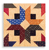 Moda Civil War Daybreak Pattern Quilt Kit - Kansas Troubles Daybreak