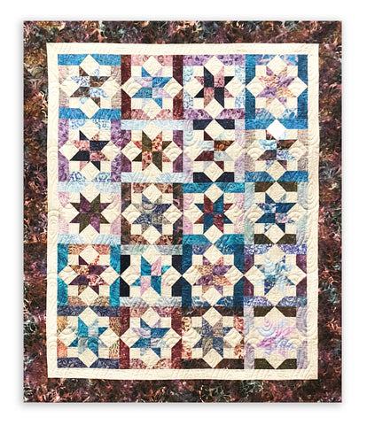 Equinox Quilt Kit VIDEO BUNDLE - Arboretum