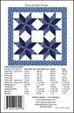 FRACTURED STARS - Calico Carriage Quilt Designs Pattern CCQD166 DIGITAL DOWNLOAD