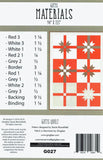 GIFTS - Gingiber's Quilt Pattern
