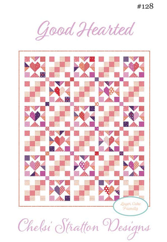 GOOD HEARTED - Chelsi Stratton Designs Pattern # 128