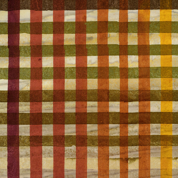 Kaufman Artisan Batiks Hand Painted Gingham 17769 222 Redwood Gingham By The Yard