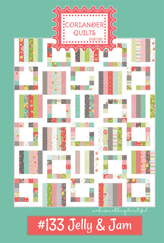 JELLY & JAM - Coriander Quilts Pattern #133