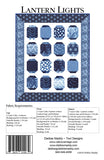 LANTERN LIGHTS - Calico Carriage Quilt Designs Pattern