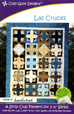 LAS CRUCES - Cozy Quilt Designs Pattern