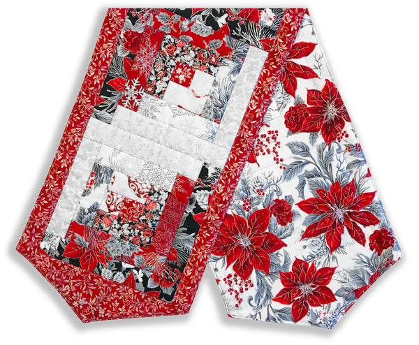 Awesome Madison Patchwork Table Runners Christmas Download Free Architecture Designs Scobabritishbridgeorg