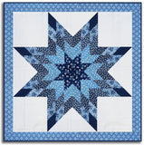 Andover Lone Star Wall Hanging Kit - Includes Pre-Cut Strips - Perfect Union