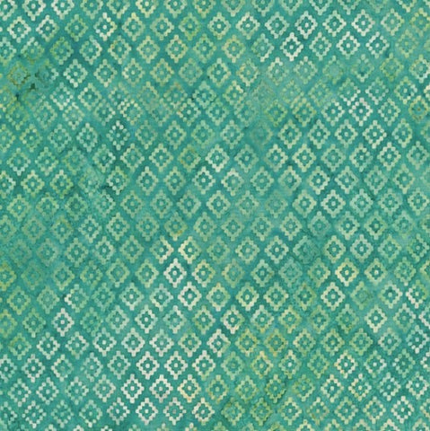 Hoffman McKenna Ryan Oasis Batiks MR18 61 Turquoise Southwest Geometric By The Yard