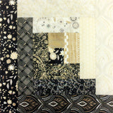 Moda Fabrics Pre-cut 12 Block Log Cabin Quilt Kit - Maven