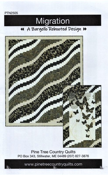 MIGRATION - Pine Tree Country Quilts Pattern