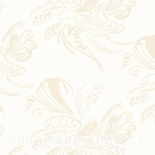 Hoffman Bali Batik 2904 265 Oyster Feather Floral By The Yard