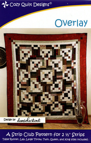 OVERLAY - Cozy Quilt Designs Pattern