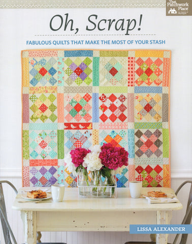 Martingale Pattern Book - OH SCRAP!