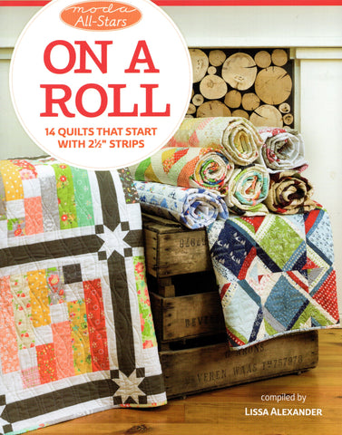 Martingale Pattern Book -  Moda All-Stars - ON A ROLL