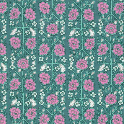 Free Spirit Amy Butler Glow PWAB168 Sage Simply Bold Floral By The Yard