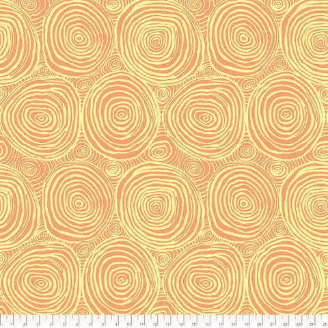 Free Spirit Kaffe Fassett Collective PWBM070 Melon Onion Rings By The Yard