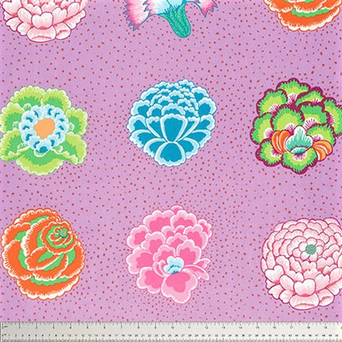Rowan Kaffe Fassett Collective PWGP149 Lavender Corsage By The Yard