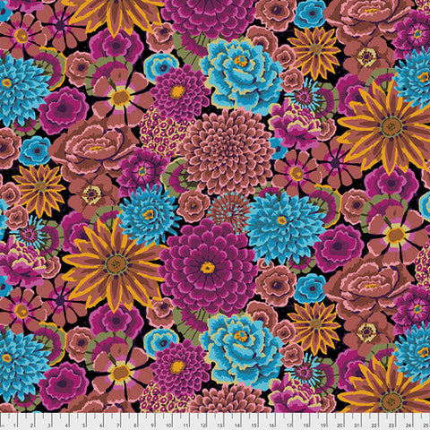 Free Spirit Kaffe Fassett PWGP 172 Enchanted - Dark By The Yard