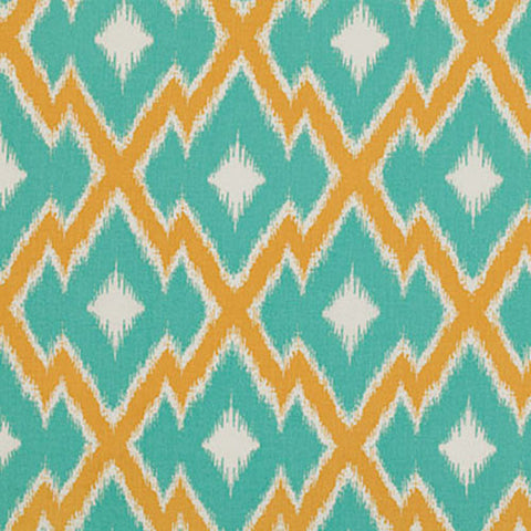 Free Spirit Joel Dewberry Botanique Aztec PWJD083 Teal By The Yard