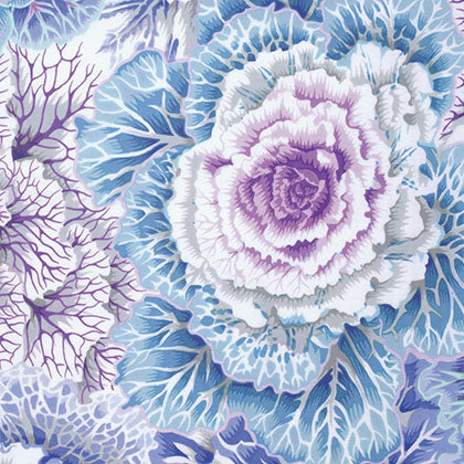 Free Spirit Kaffe Fassett PWPJ051 Brassica Sky By The Yard