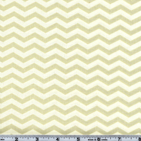 Free Spirit Heather Bailey PWTC012 Green Chevron By The Yard