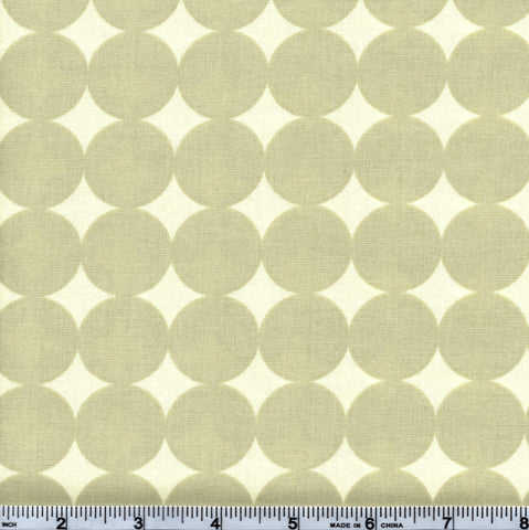 Free Spirit Heather Bailey PWTC014 Dove Green Dots By The Yard
