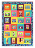 Jordan Fabrics VIDEO BUNDLE Panel Quilt - Out of This World
