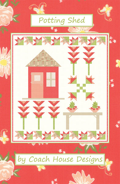 POTTING SHED - Coach House Designs Pattern