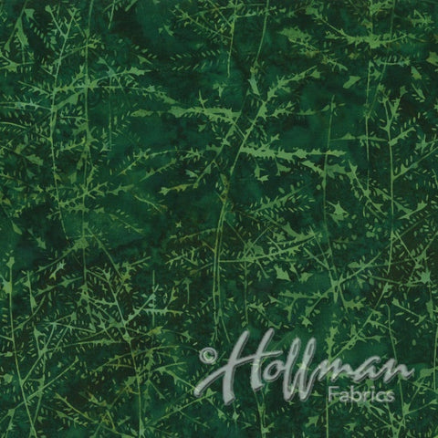 Hoffman Bali Batiks 2131 60 Branches In Hunter By The Yard
