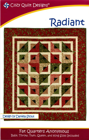 RADIANT - Cozy Quilt Designs