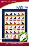 REGATTA - Cozy Quilt Designs Pattern