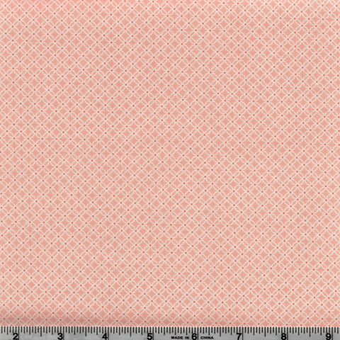 Poppie Cotton Prairie Sisters - Sister's Quilt Pink By The Yard
