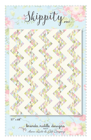 Acorn Quilt & Gift Company Pattern # 267 - SKIPPITY