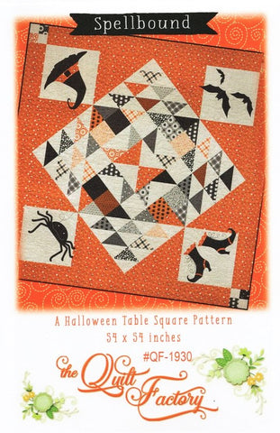 SPELLBOUND - The Quilt Factory Pattern QF-1930 DIGITAL DOWNLOAD