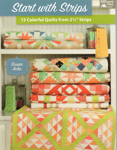 Martingale Pattern Book - Start With Strips