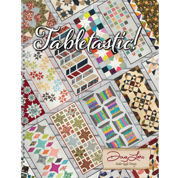 Antler Quilt Designs Pattern Book - TABLETASTIC