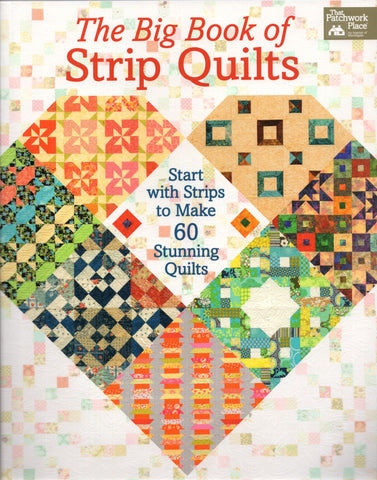 Martingale Pattern Book - The Big Book of Strip Quilts