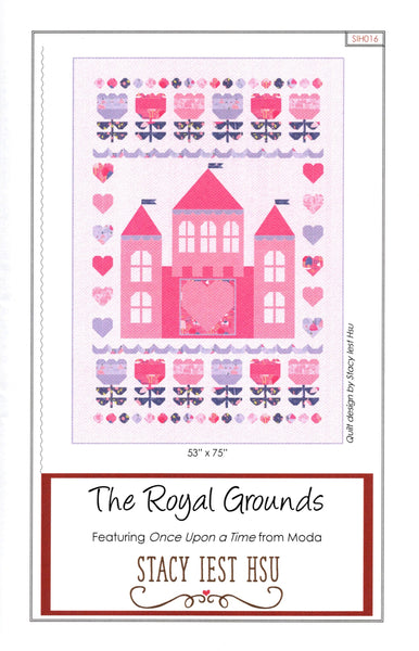 THE ROYAL GROUNDS - Stacy Iest Hsu Pattern