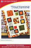 TOUCHSTONE - Cozy Quilt Designs Pattern
