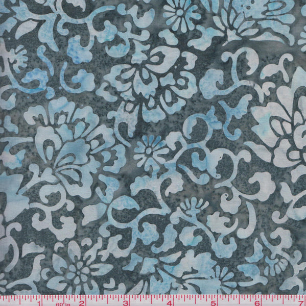Hoffman Bali Batiks URT 2025 Vines and Flowers by the yard